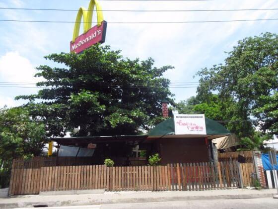 フィリピン短期語学留学クラークAELC(玄関)