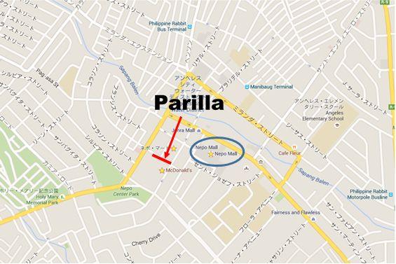 フィリピン短期語学留学クラークAELC(Parilla)