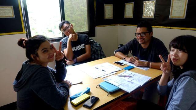 フィリピンバギオ留学MONOL