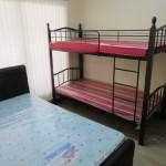 WALESの寮(寝室)