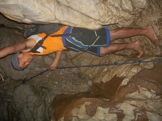 洞窟ガイド