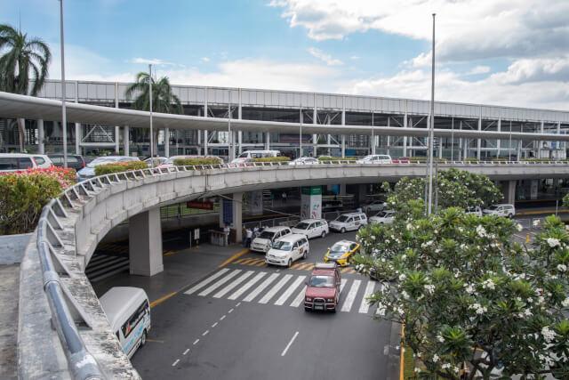マニラ空港ターミナル2