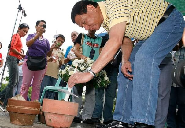 国民から支持されるロドリゴ大統領