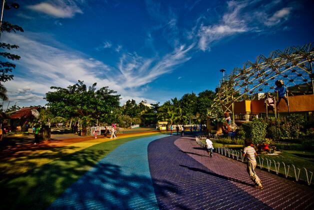 ダバオの観光地