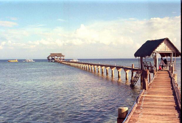 フィリピン観光名所ナルスアン島