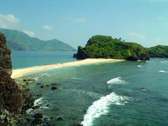 フィリピンリゾートの穴場カタンドゥアネス島