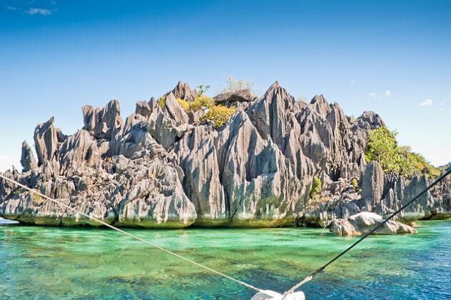 最高のフィリピンリゾート地コロン