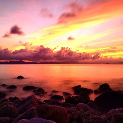フィリピンリゾートのフォーチュン島