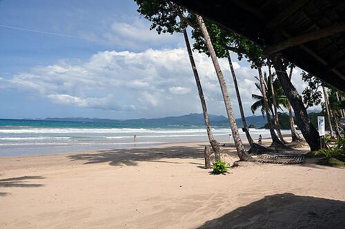 フィリピンリゾートの隠れ家的存在サバンビーチ