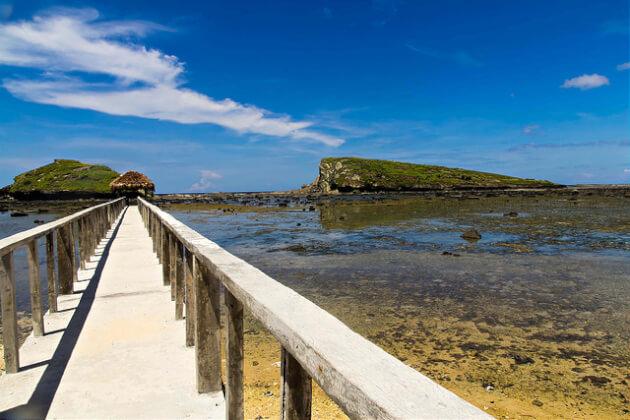 フィリピンリゾートのサマール島