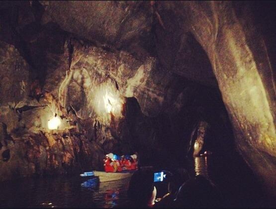 フィリピン観光でおすすめの地下河川