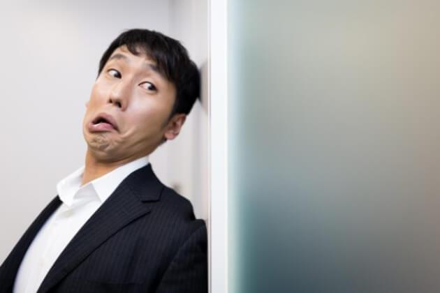 日本人による陰口