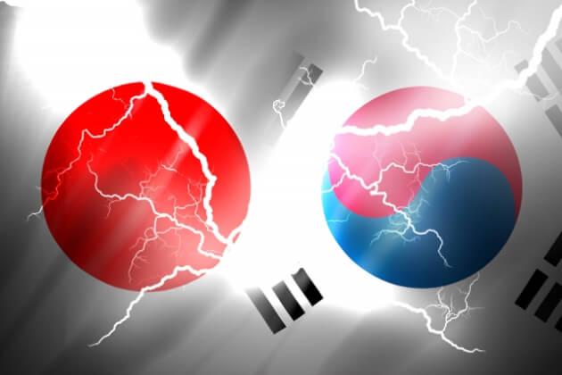 韓国人との国際問題