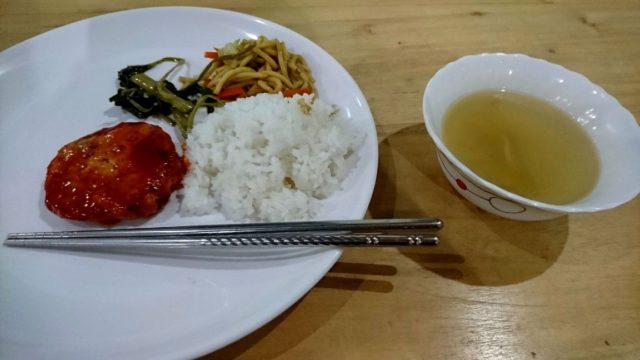 バギオ留学BECIでの食事
