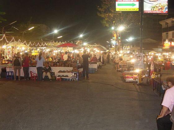 フィリピンのマーケット