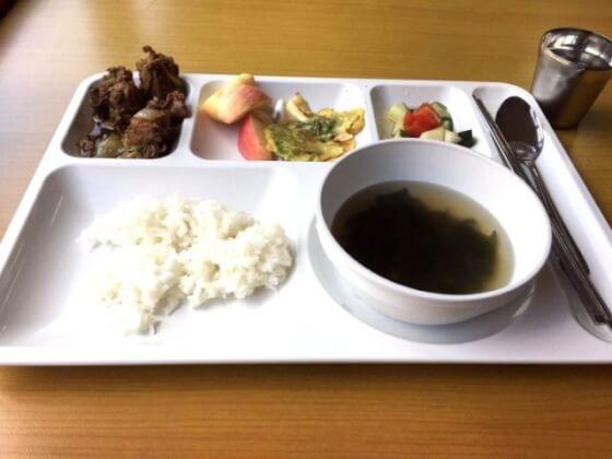 バギオパインスの昼食