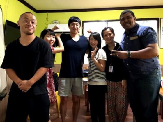 フィリピンCIPの生徒