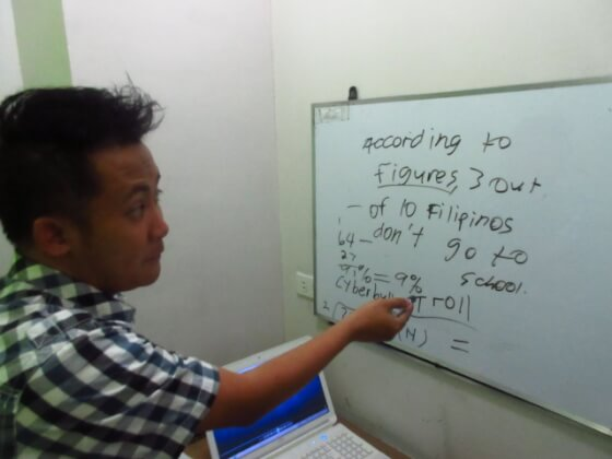 PINESの授業