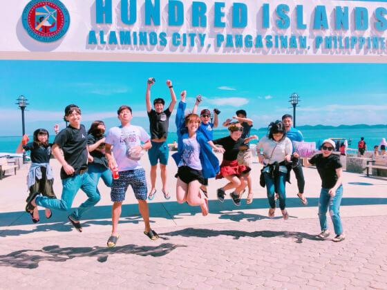 JICの友達と旅行