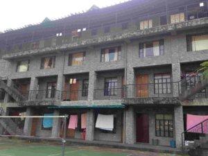 JICの寮