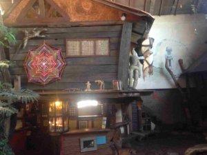 フィリピンの隠れ家カフェ