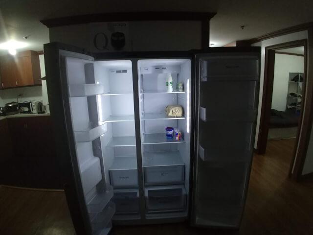 TALK外部寮冷蔵庫