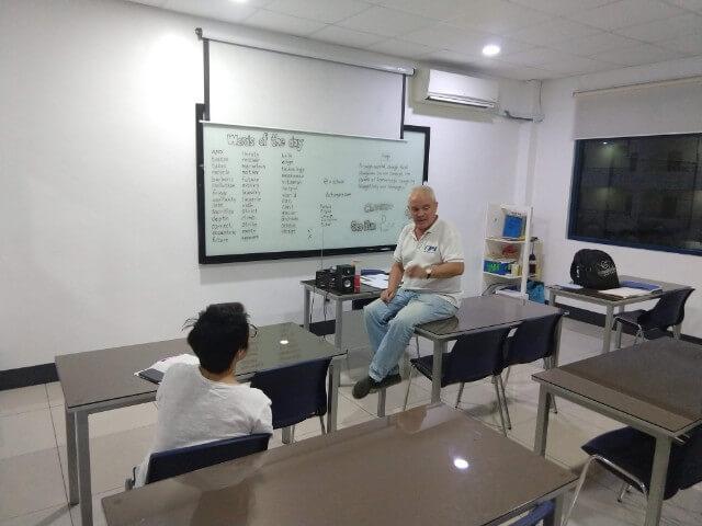 CPI発音矯正クラス
