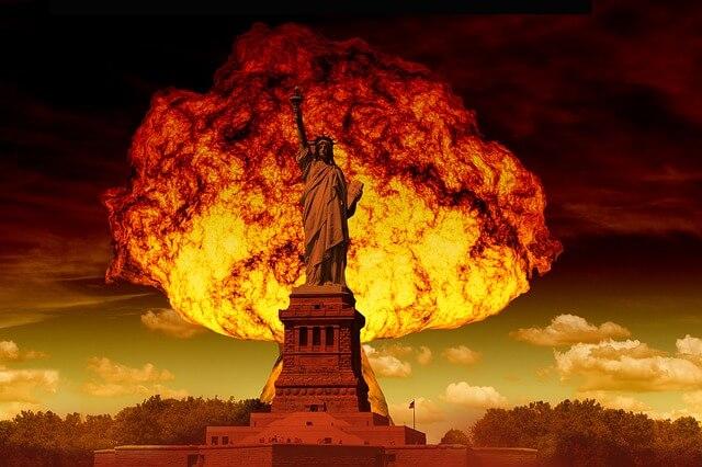 先進国でもテロは起こっている