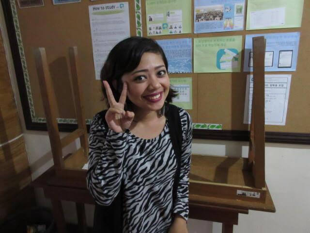 フィリピン人講師