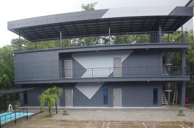 新設中のITキャンパス