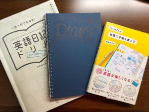 Book&Text for English Diary