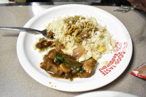 フィリピン人の食べ方