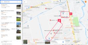 ストロベリーファーム地図