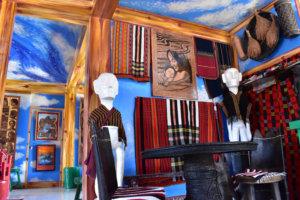 ルーフレススタジオの内装