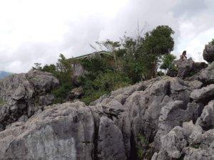 マウントカルゴン山頂