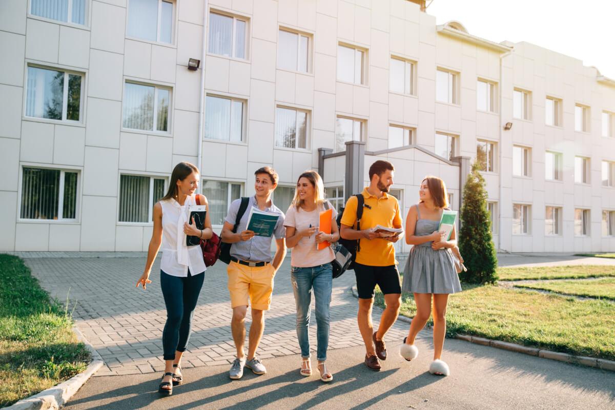 留学中のスケジュールと生活