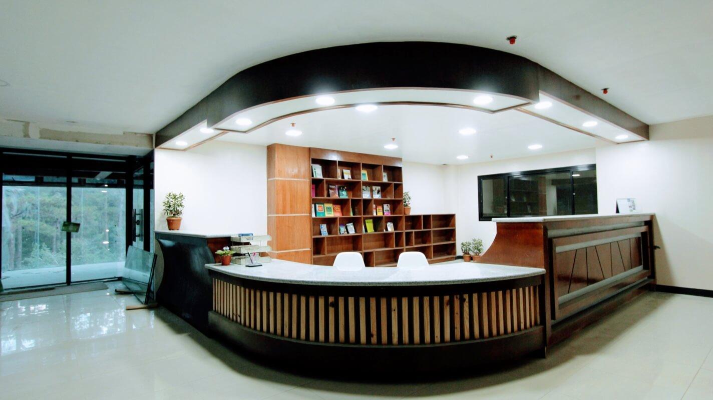 PINES(パインス)メインキャンパスの施設・サービス面