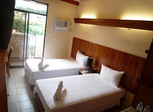 Tsai寮2人部屋