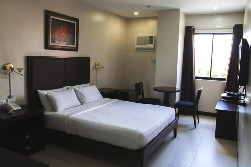 ホテル1人部屋