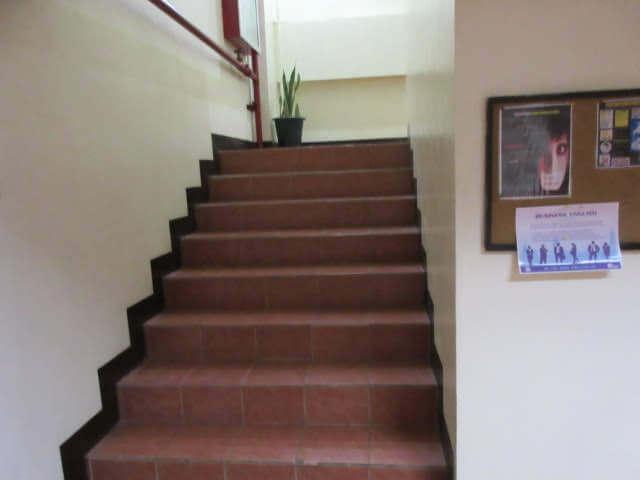地獄の階段昇降