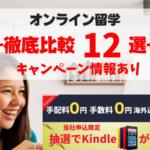 オンライン留学【超・厳選】おすすめ12校を徹底解説