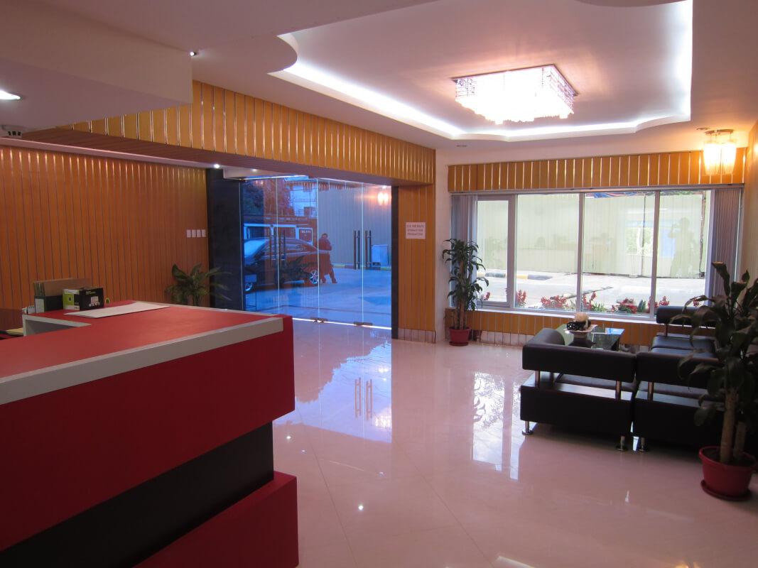PINESチャピスキャンパスの施設・サービス面