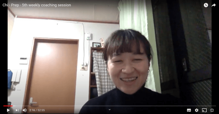 小嶋香織さん(大学生)