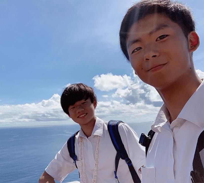 髙橋 海知さん (大学生) 12 週間受講